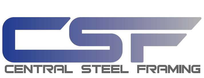 Central steel framing logo v4